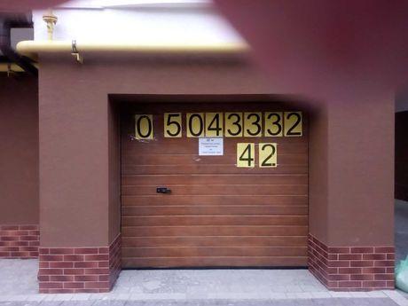 Продам гараж в новобудові на Целевича 10_Ю