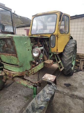 Розборка трактора юмз