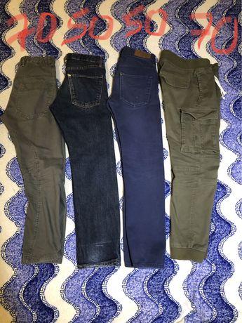 Штаны для мальчика рост 128-146 Tu, L.O.G.G., H&M.