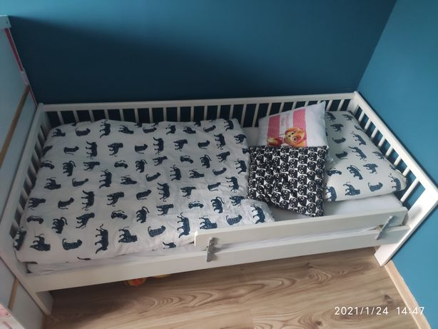Łóżko Guliwer plus materac