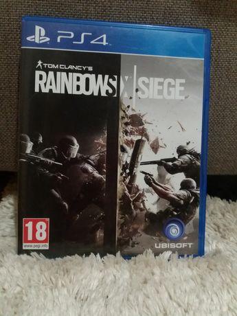 Gra PS4 Tom Clancy's Rainbow Six Siege polskie napisy