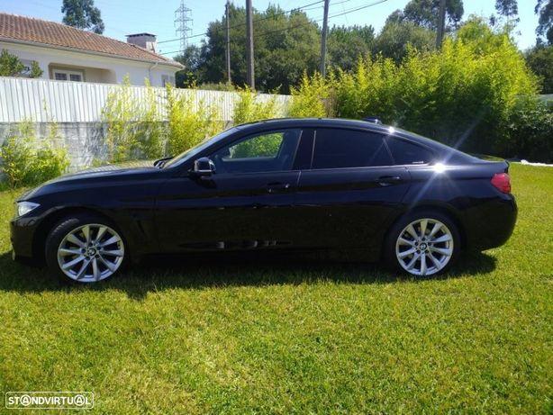 BMW 420 Gran Coupé d Advantage