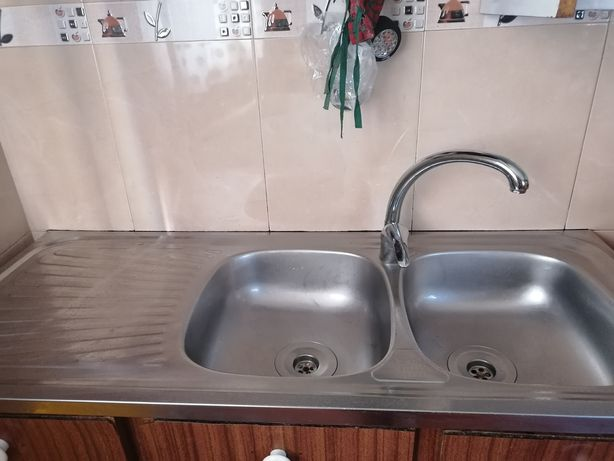 Lava louça usado