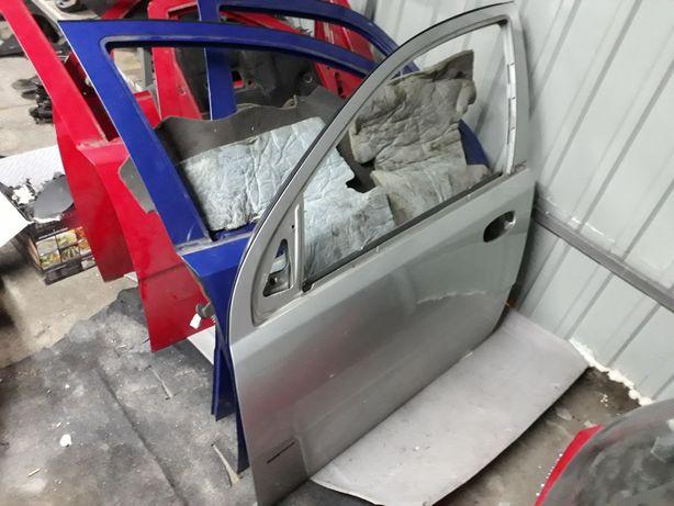 Дверь GM Aveo, Авео Т200, Т250