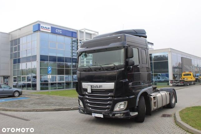 Daf Xf 460 Ft (23260)  Space Cab  Automat  Euro Vi