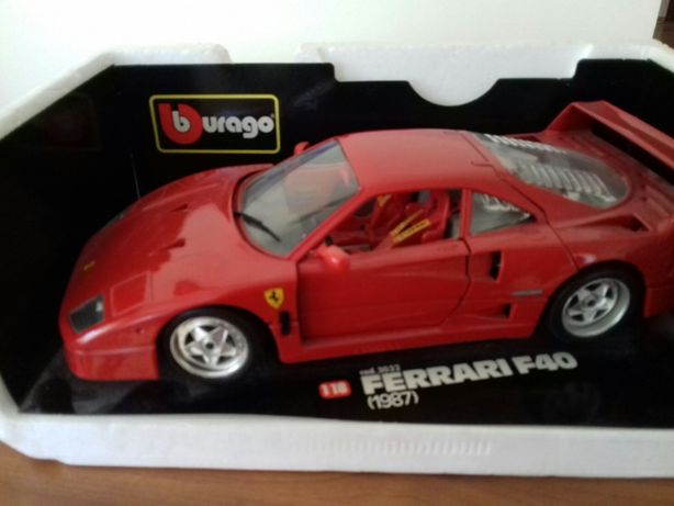 Модель автомобиля Ferrari F40
