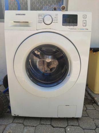 Maquina lavar roupa Samsung EcoBubble 8kg AVARIADA Peças