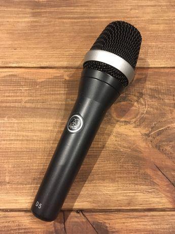 AKG D 5 mikrofon dynamiczny