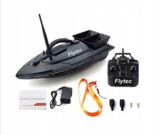 Łódka zanętowa wędkarska FLYTEC NOWY MODEL 2020!
