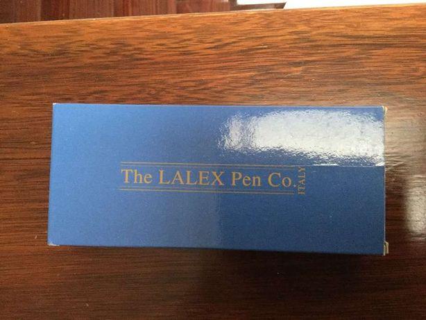 "Esferográfica ""LALEX"" em prata (925)"