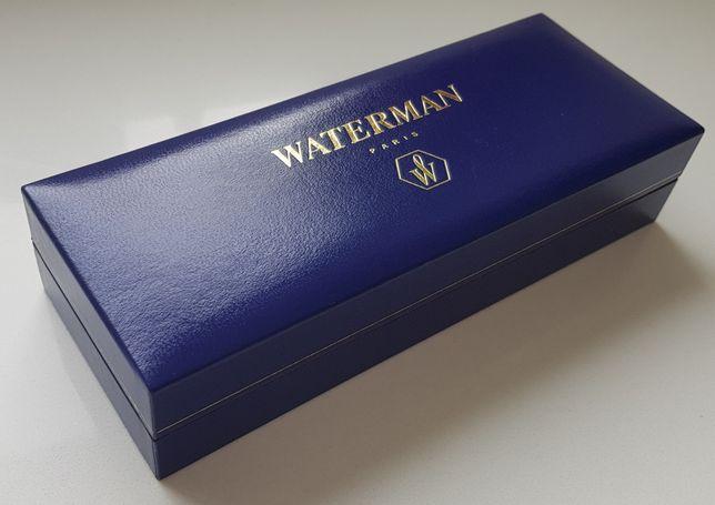 NOWE Pióro Waterman Hemisphere stal tłoczek + ETUI