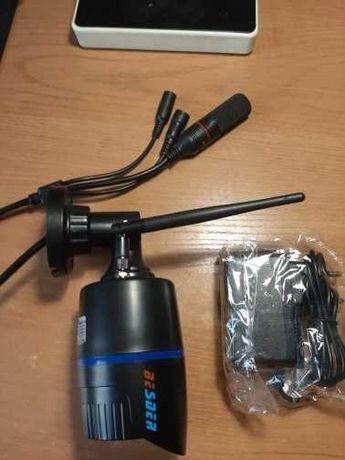 Камера видеонаблюдения , IP WiFi camera Full HD 1080P, besder jw201