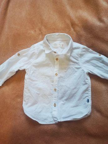 Рубашка фірми Zara 80 розмір