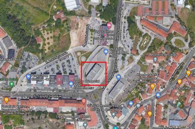 Lugar de Garagem em Celas, Coimbra - Com recibo de renda