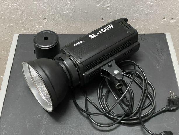 Godox SL150W постоянный мощный led свет