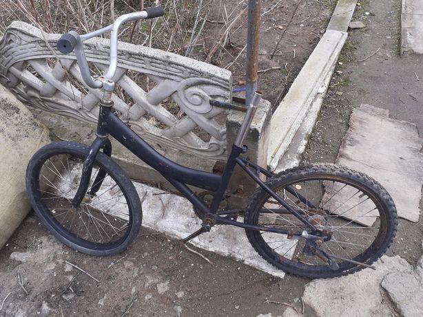 Велосипед под реставрацию