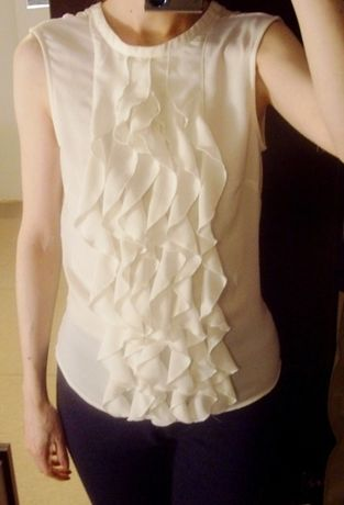 Bluzka mgiełka vero moda nowa