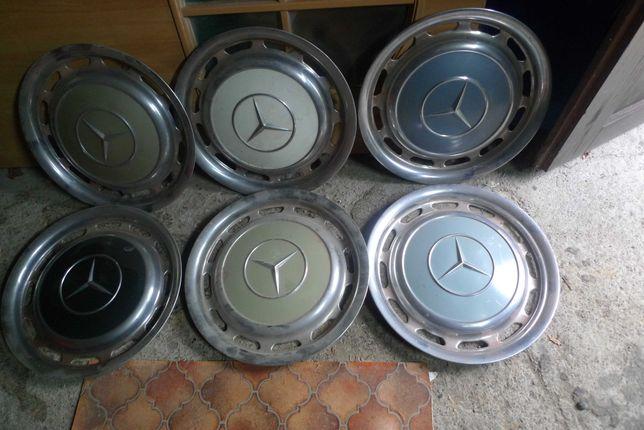 Kołpaki metalowe mercedes