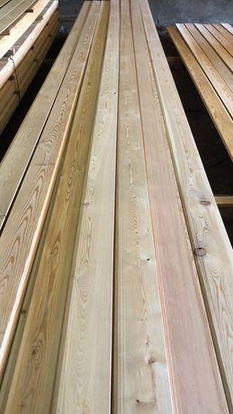 Deska elewacyjna Modrzew Syberyjski 3m, 4m, 5m, 6m AB