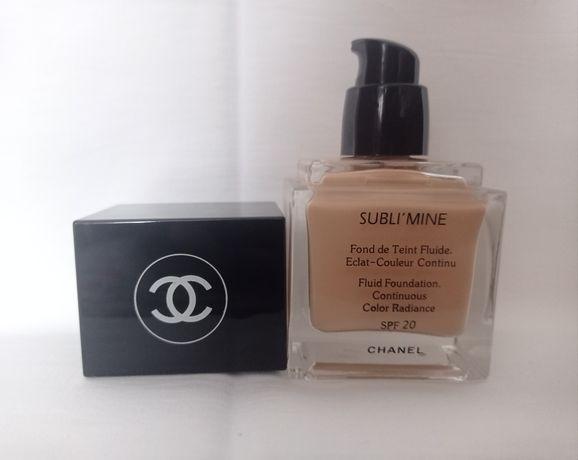 Chanel Sublimine Fond de Teint Fluide Spf 20 Тональний крем 75m
