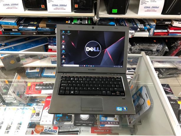Laptop 3360 i5-3317 8GB SSD240 Win10 Kamera