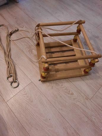 Hustawka drewniana