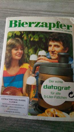 Extrator de cerveja de barril