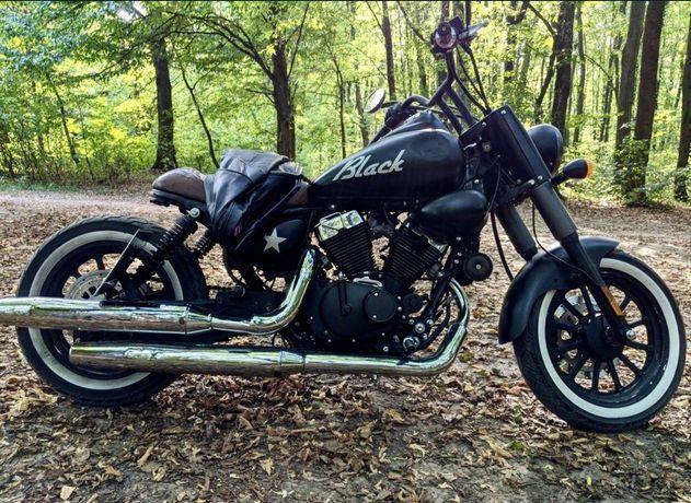 Мотоцикл geon blackster 250 v2. Повністю справний!!!