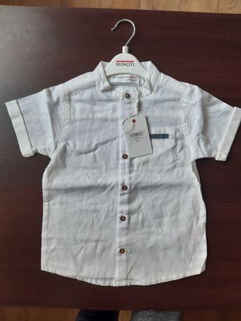 Koszula chłopięca 104/110
