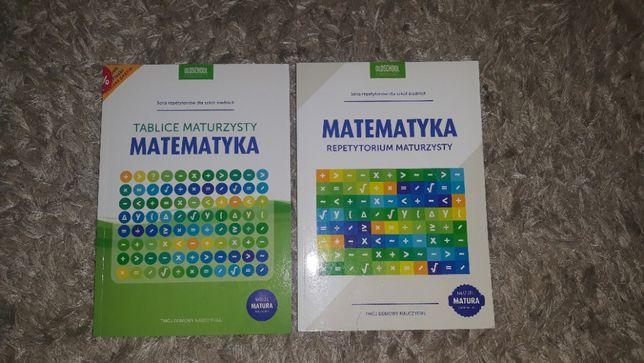 Repetytorium i tablice maturalne- matematyka