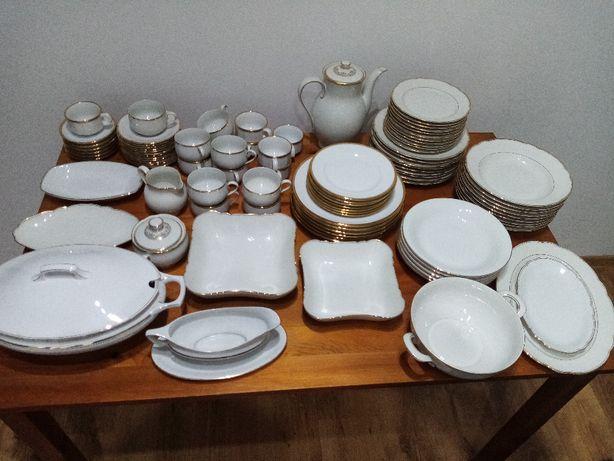 Dwa Zestawy obiadowe firmy BAVARIA 94szt