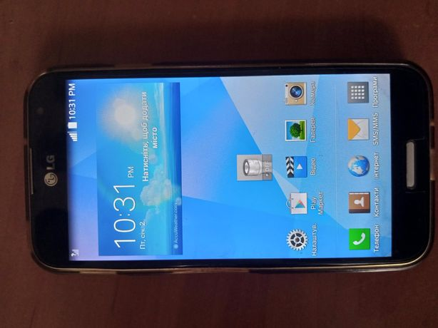 Смартфон LG E980