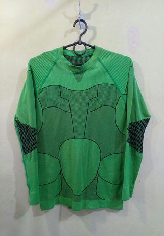 Оригинал спортивная футболка-компрессионка Crivit