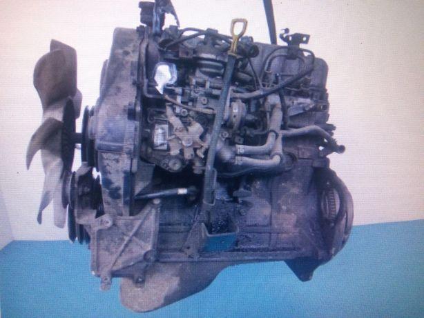 Мотор Hyundai Galloper H1 H-100 H-200 2.5 2.6 TD