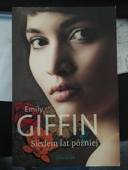 Siedem lat później - Emily Griffin Warszawa - image 1