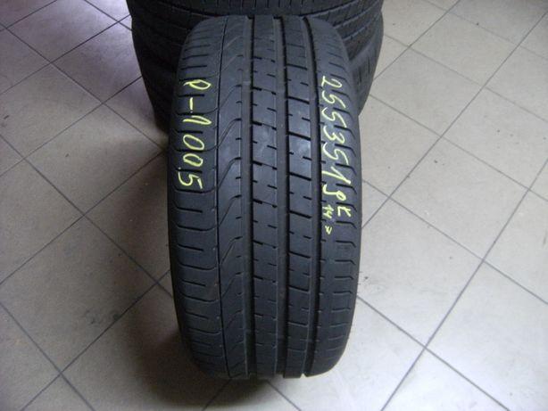 255/35/19 Pirelli P Zero / Dunlop Sport Maxx GT pojedynka