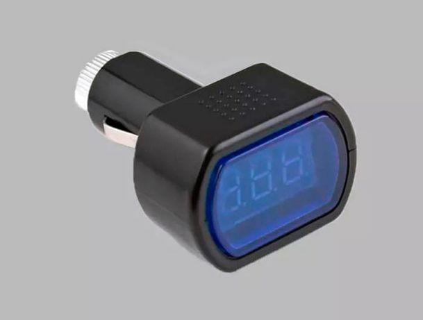 Автомобильный измерительный прибор - работы аккумулятора.
