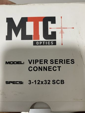 Mira MTC viper connect 3-x12x32 SCB