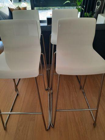 Stołki barowe, hokery GLENN z Ikea