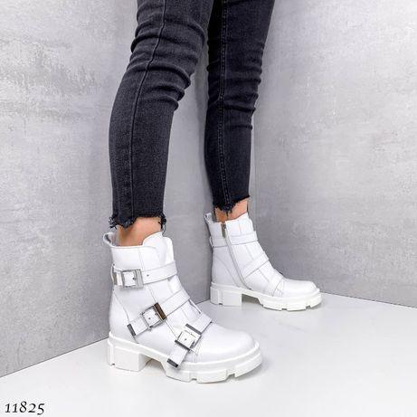Ботинки женские Натуральная КОЖА!!!Черевики Сапоги =NikArt= 11825