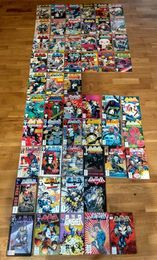 Punisher cala kolekcja tm-semic 54 komiksy Grodzisk Mazowiecki - image 1