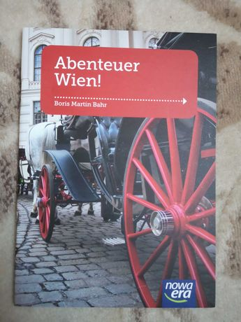 Książka dla uczących się niemieckiego Abenteuer Wien