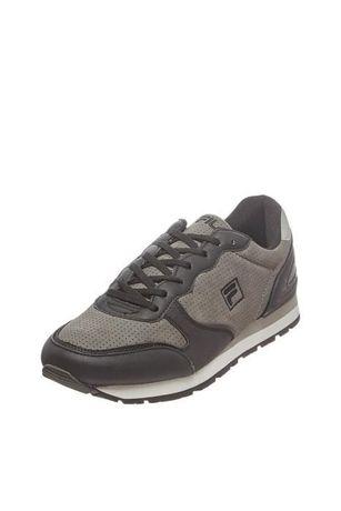 FILA _ Sneakers Cinzento escuro e preto