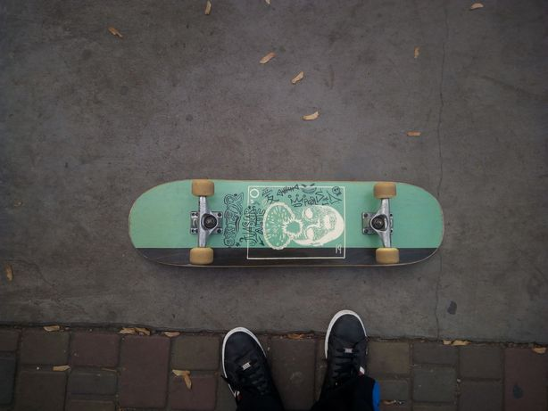 Продам скейт 8.3