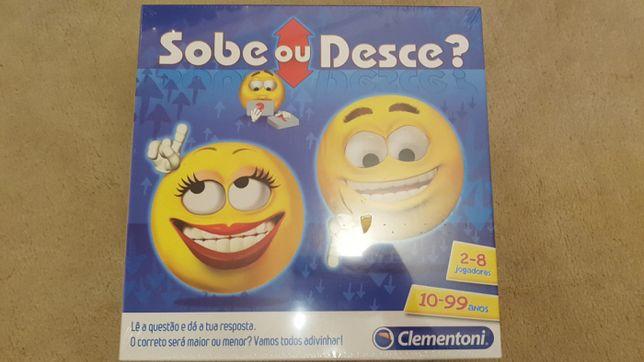 Jogo Sobe ou Desce - NOVO