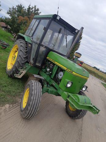 Ciągnik Rolniczy John Deere 2140