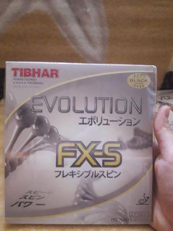 Okładzina Tibhar Evolution FX-S Czarna