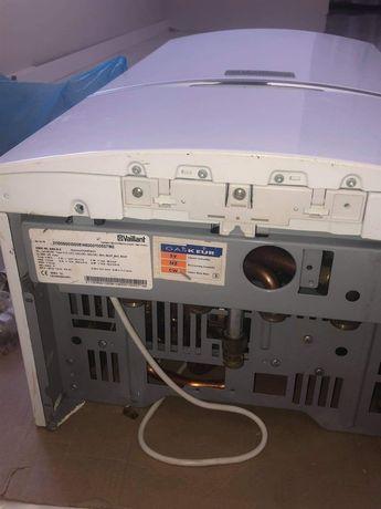 Газовый котел VAILLANT T8 TurboTec Pro - 24 kw 2014 двухконтурный наст