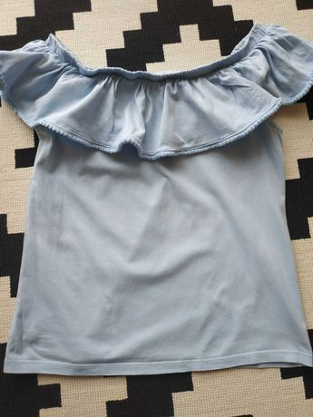 Bluzeczka bawełniana hiszpanka Reserved 152 cm