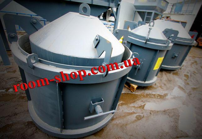 Виброформы (формы) для изготовления (производства) бетонных колец, ЖБИ